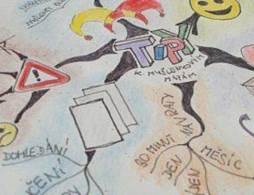 Myšlenkové mapy pro začátečníky v Praze – kurz zdarma