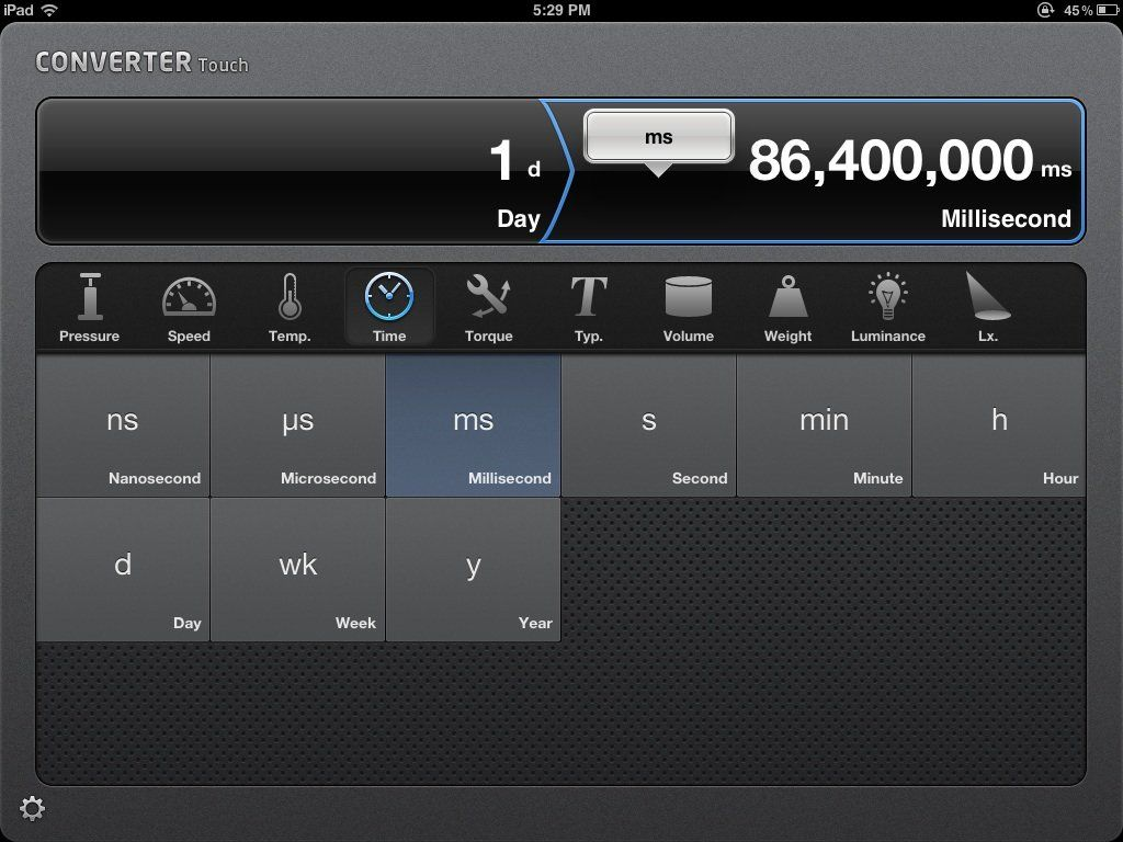 Converter Touch HD
