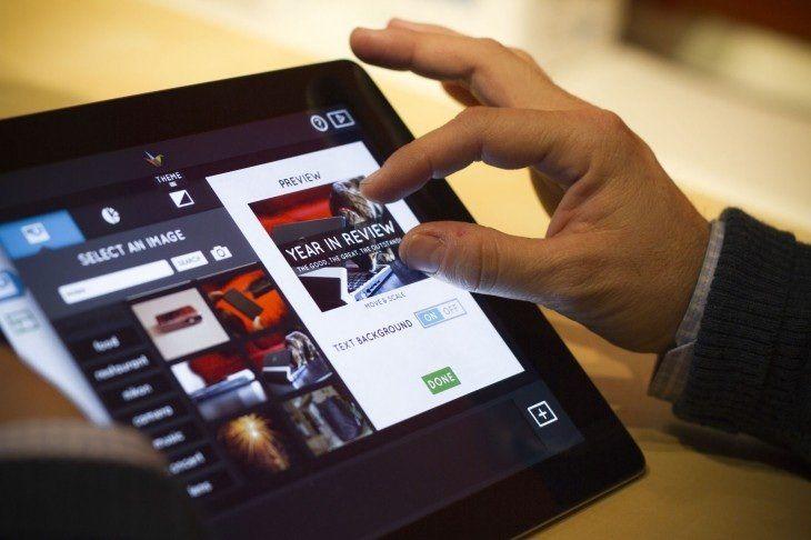 iPad pro prezentace