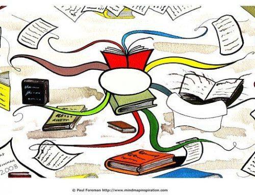 Tři tipy na autory a jejich e-book o myšlenkových mapách