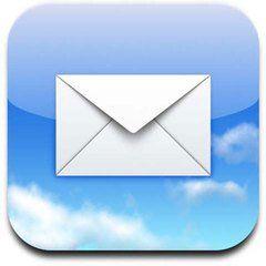 Aplikace Mail pro iOS