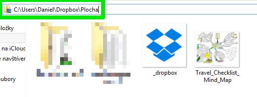 Dropbox - krok 2