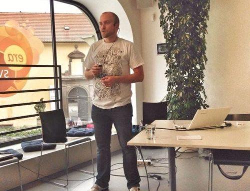 Prezentace GTD z WebExpo 2014