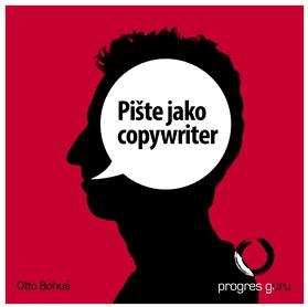 Pište jako copywriter - audiokniha - hlavička