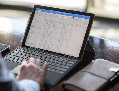 Produktivní minimum pro e-maily v MS Outlook