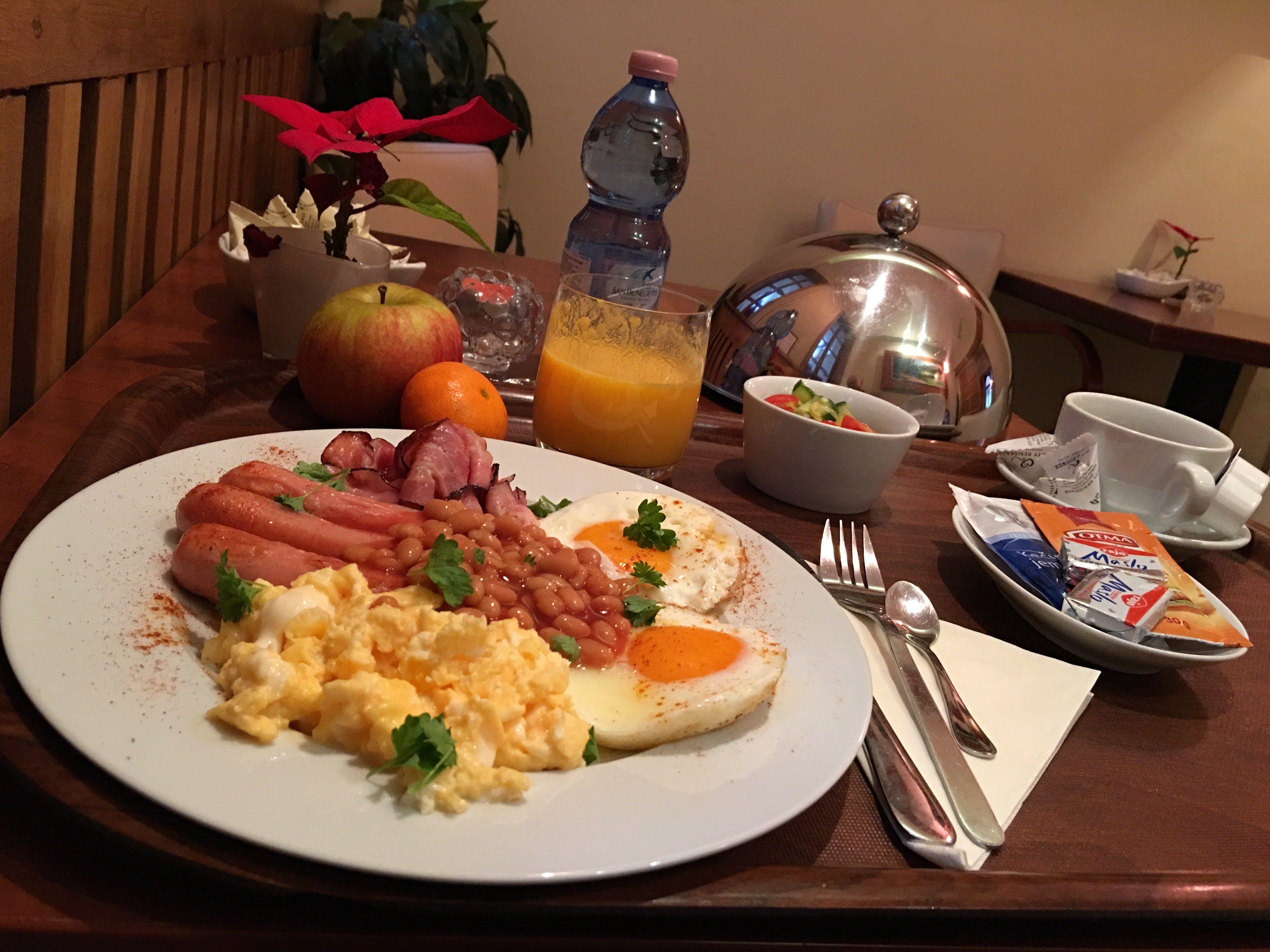 Rituální snídaně