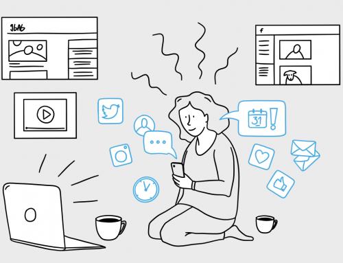 YouTube a podcasty o produktivních návycích