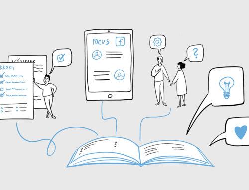 FOCUS notebook – zápisník pro práci s prioritami