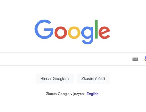 Hledání na Google trošku jinak